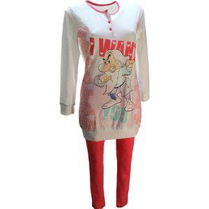 VÉLO ENFANT Pyjama Disney grincheux fille 10 / 12-12 / 14-14 /