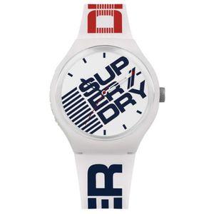 685b31250982d MONTRE Superdry Montres Blanc pour Homme - SYG226W 10mm