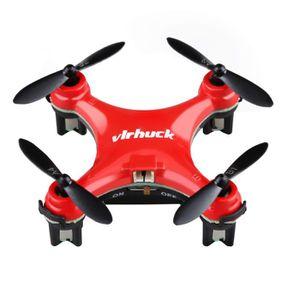 DRONE Virhuck GB202 Mini Drone Quadricoptère 2.4 GHz 6 A