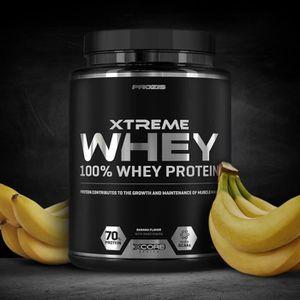 PROTÉINE XCORE - Xtreme Whey Protein SS 2000 g - Banane - P