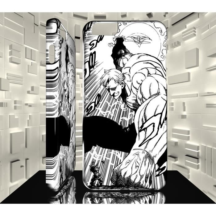 coque iphone 6 the seven deadly sins