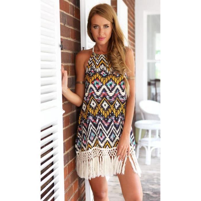 Impression personnalisée robe licou gros-FindPitaya