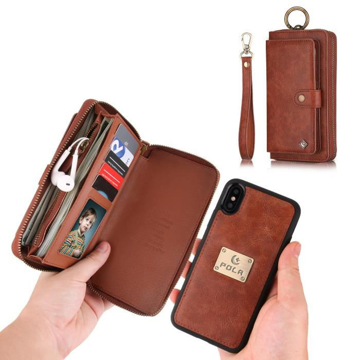 apple coque iphone xs max cuir