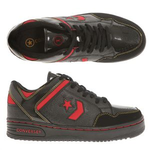 b33b28258f6c CONVERSE Baskets Weapon Wade Ox Homme Rouge - Achat   Vente basket ...
