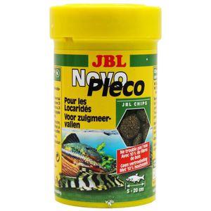 JBL Chip d'algues Novoplecochips - Pour loricaridés - 100ml