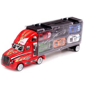 camion transporteur achat vente jeux et jouets pas chers. Black Bedroom Furniture Sets. Home Design Ideas