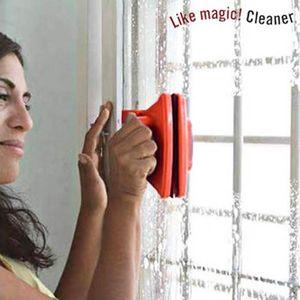 LAVE-VITRE ÉLECTRIQUE Laveur de Carreaux Magnétique Like Magic Cleaner