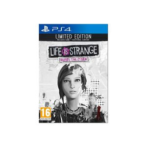 JEU PS4 Life is Strange Before the Storm Limited Edition P