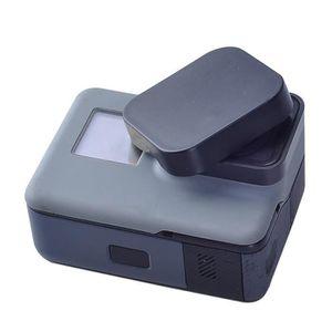 BOUCHON D'OBJECTIF Camera Lens Protective Caps Housse en plastique po