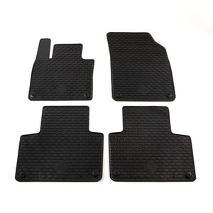 tapis de voiture sur mesure 4 pcs caoutchouc pour volvo. Black Bedroom Furniture Sets. Home Design Ideas