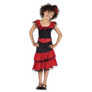 DÉGUISEMENT , PANOPLIE Déguisement danseuse Flamenco espagnole fille
