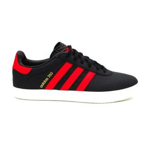 Adidas 350 Chaussures Fitness Hommes, Blanc 3F1VBF Taille 44 1 2