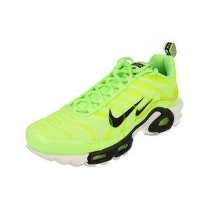 wholesale dealer 2593e 31976 BASKET Nike Air Max Plus PRM Hommes Trainers 815994 Sneak