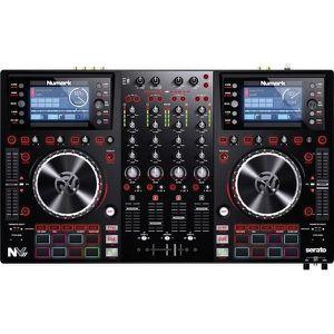 TABLE DE MIXAGE Contrôleur DJ NV II