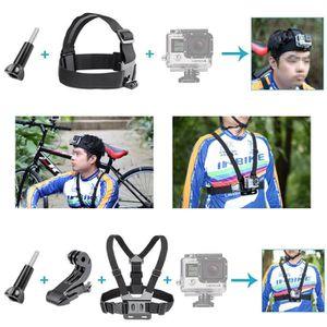 PACK CAMERA SPORT Accessoire de Sport 24-en-1 Kit pour GoPro Hero4 S