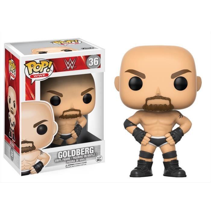 Figurine Funko Pop! WWE: Goldberg