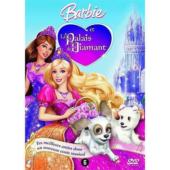 Barbie et le palais de diamant en dvd dessin anim pas - Le chat de barbie ...