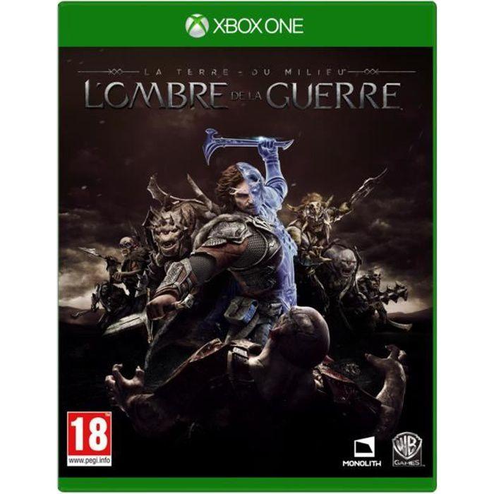 La Terre du Milieu : L'Ombre de la Guerre jeu Xbox One