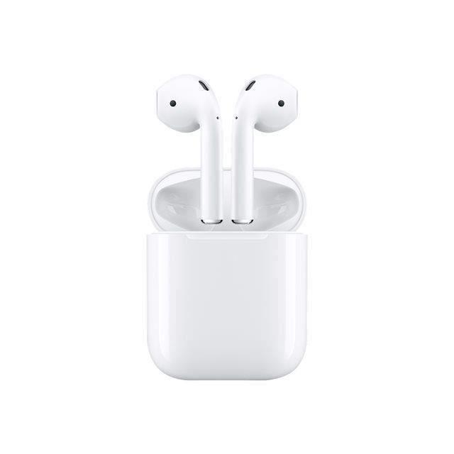 CASQUE - ÉCOUTEURS Apple AirPods Ecouteurs Intra-auriculaire Bluetoot
