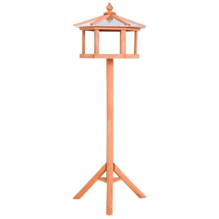 mangeoire oiseaux sur pied achat vente mangeoire oiseaux sur pied pas cher cdiscount. Black Bedroom Furniture Sets. Home Design Ideas