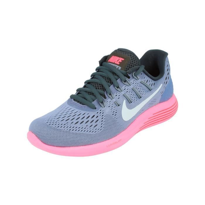 cheaper 07a28 34244 BASKET Nike Femmes Lunarglide 8 Runing Trainers 843726 Sn
