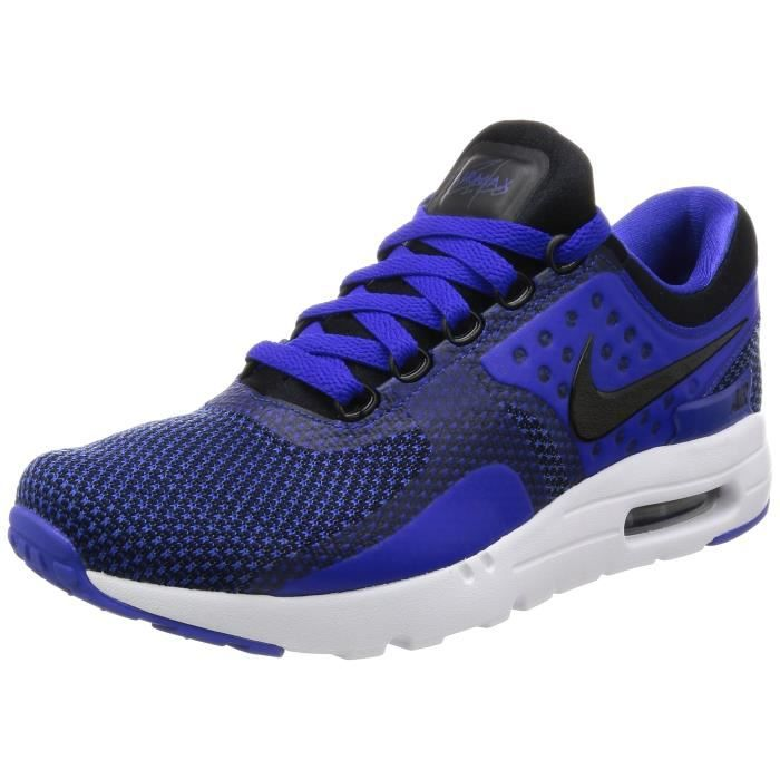 acheter populaire 53f78 38bf4 NIKE Air Max Zéro Essentielles Baskets homme IC4ZY Taille-41