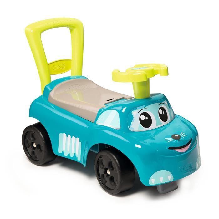 Enfant Vente Bleu Pousseur Smoby Achat Auto Porteur uPkZiX