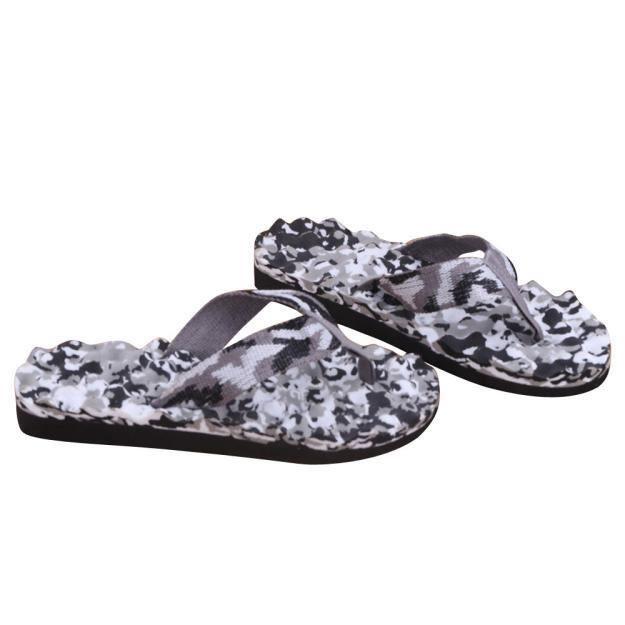 Pantoufle Hommes Qe1059 Chaussures Et Extérieure Sandales D'été Tongs Intérieure Camouflage r4qwX47