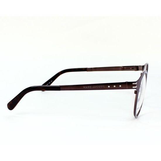 ad668ae42e Lunettes de vue homme MARC JACOBS MJ617 MATTE BROWN Marron - Achat / Vente lunettes  de vue Lunettes de vue Marc Jaco... Homme - Soldes d'été Cdiscoun
