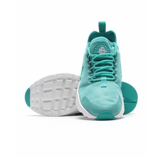 buy popular a989b 10dd3 NIKE femmes W Air Huarache Run Chaussures Ultra Fitness, Turquoise, 3  Royaume-Uni ZBJ6U Taille-36 Blanc Blanc - Achat   Vente basket - Cdiscount