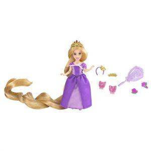 POUPÉE Poupée Princess Raiponce + accessoires