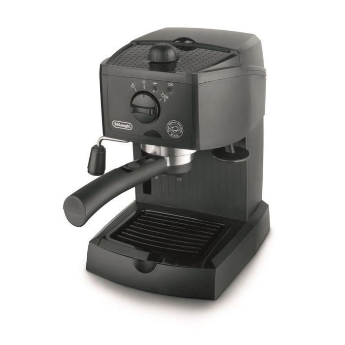 delonghi ec151.b machine expresso classique - noir - achat / vente
