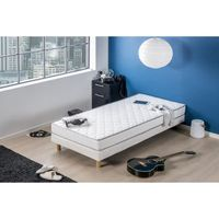 finlandek matelas 90x190 mousse pu 30 kg m ferme kiva achat vente matelas soldes. Black Bedroom Furniture Sets. Home Design Ideas