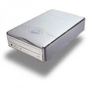 LECTEUR - GRAVEUR EXT. Boitier Externe USB 5.25 ACOMAX Pour les graveur d