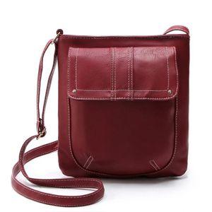 best loved a54da 4bd88 sac-besace-en-cuir-femmes-epaule-sac-rouge-sac-59.jpg