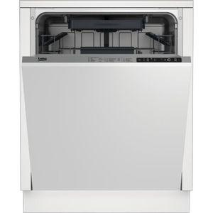 LAVE-VAISSELLE BEKO TDIN28520 - Lave-vaisselle tout encastrable -