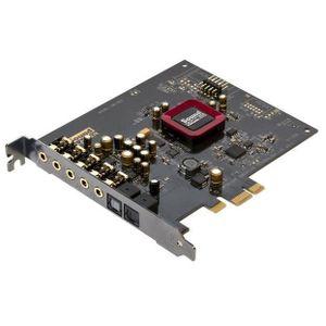 CARTE SON INTERNE Creative Labs Sound Blaster Z, 5.1 canaux, 24 bit,