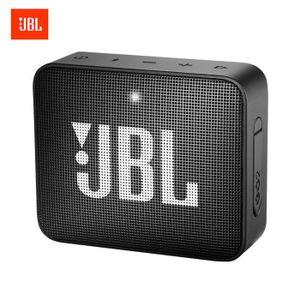 LECTEUR MP3  JBL GO 2 Mini enceinte portable Bluetooth étanche