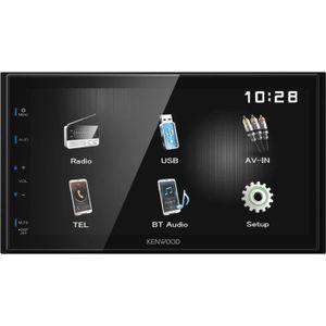 AUTORADIO KENWOOD Autoradio Multimédia Bluetooth - DMX110BT