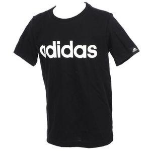 t-shirt adidas noir enfatnts