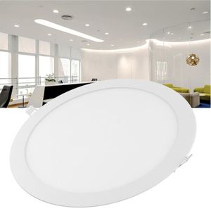 PLAFONNIER Spot LED Ronde Extra Plate 24W 30cm Downlight
