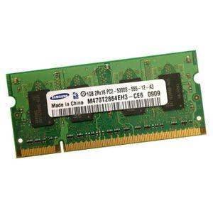 MÉMOIRE RAM 1Go RAM PC Portable SODIMM Samsung M470T2864EH3-CE