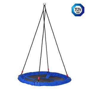 yorbay balan oire nid d 39 oiseau pour enfants 120cm achat vente balan oire portique. Black Bedroom Furniture Sets. Home Design Ideas