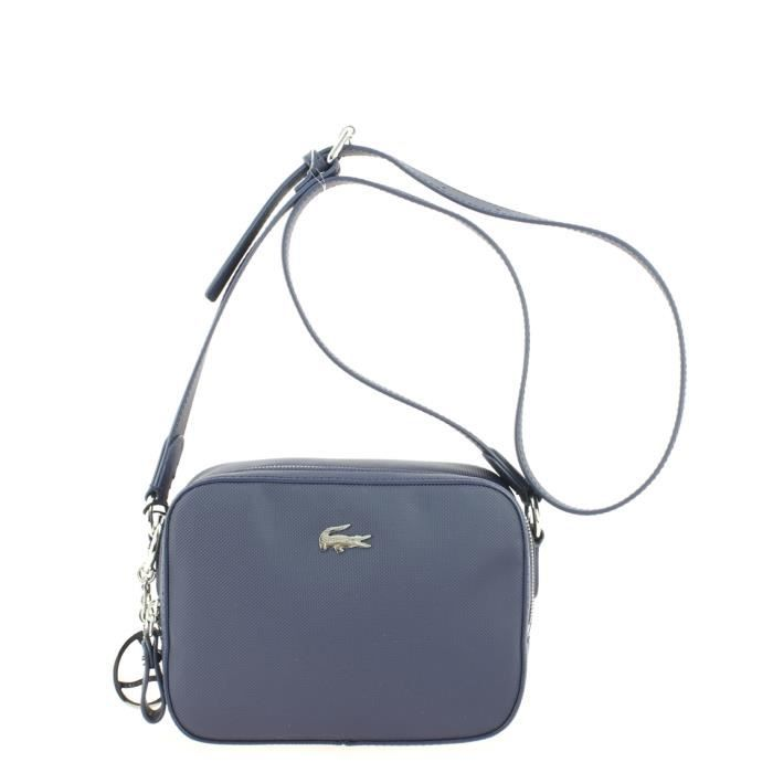 476a2c3b15 Sac Lacoste Daily Classic Square Crossover S Marine - Achat / Vente ...