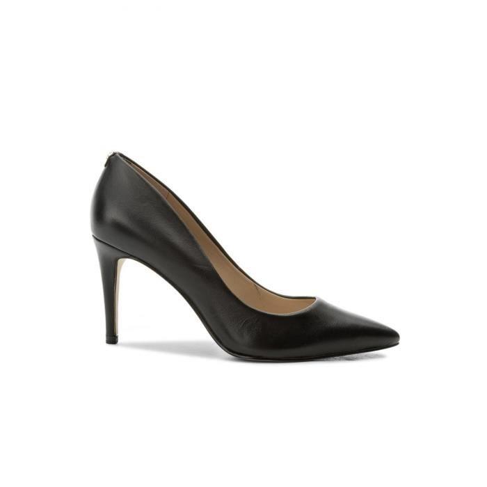 Chaussures à Talon En Cuir Flbnn1- Guess Jeans