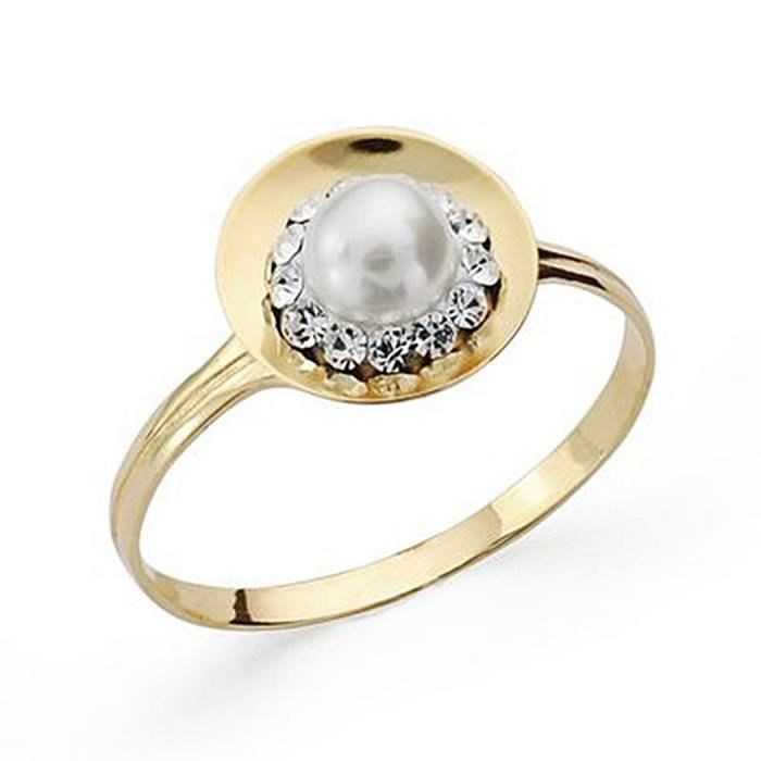 solde bague or taille 54