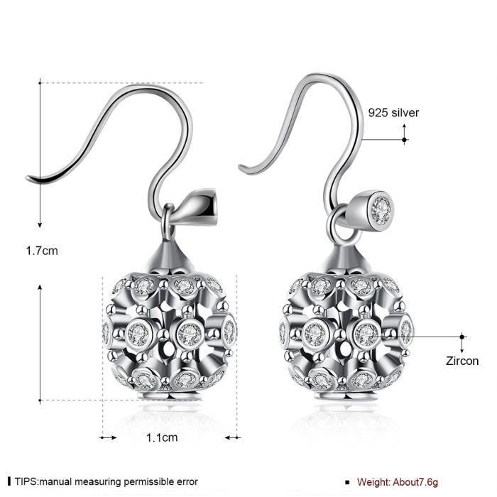 PDRSVE017 Fashion populaire clip oreille