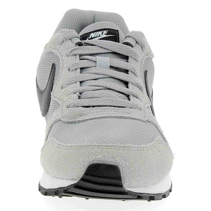 Nike - Nike Md Runner 2 Chaussures de Sport Homme Gris