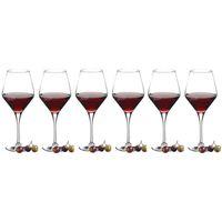 Verre à vin RECEPTION Lot de 6 Verres à vin Dégustation REVERI