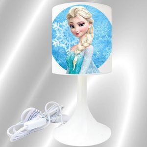 lampe de chevet fille achat vente lampe de chevet fille pas cher cdiscount. Black Bedroom Furniture Sets. Home Design Ideas